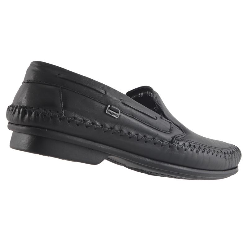 Sapato Mocassim Gasparini Conforto Anti-Fadiga Sapatilha Em Couro Pelica Legítimo 7000C  - Ian Calçados