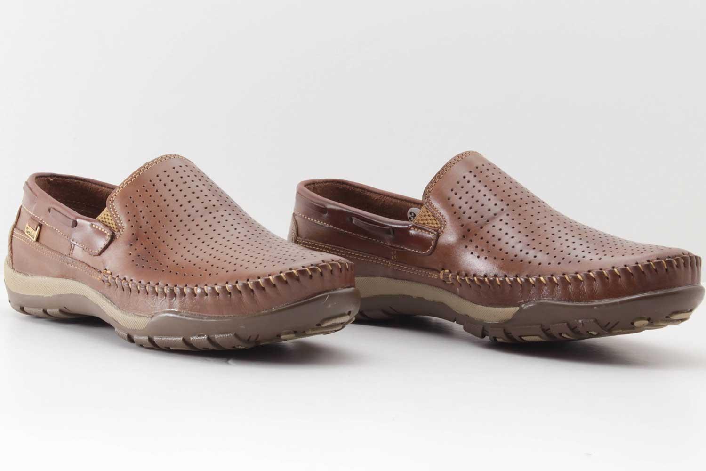 Sapato Mocassim Tertuliano Masculino Couro Legítimo 85  - Ian Calçados