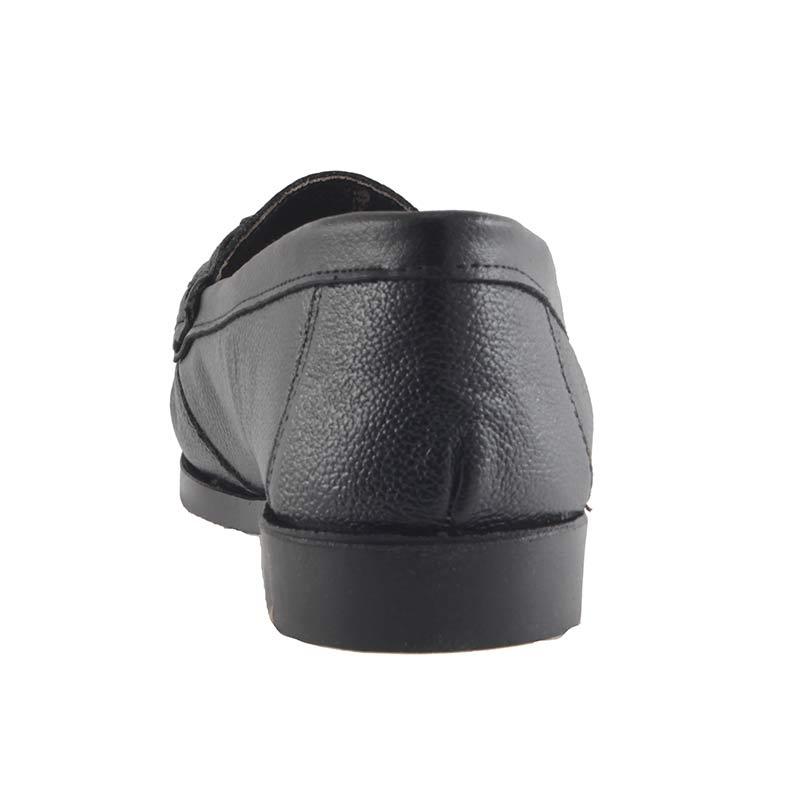 Sapato Mocassim Trilhos Em Couro Legítimo Costurado Masculino 9700