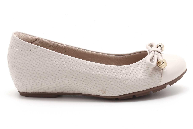 Sapato Modare Tressê Salto Embutido Feminino 7353103
