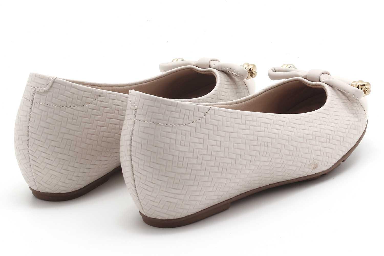 Sapato Modare Tressê Salto Embutido Feminino 7353103  - Ian Calçados