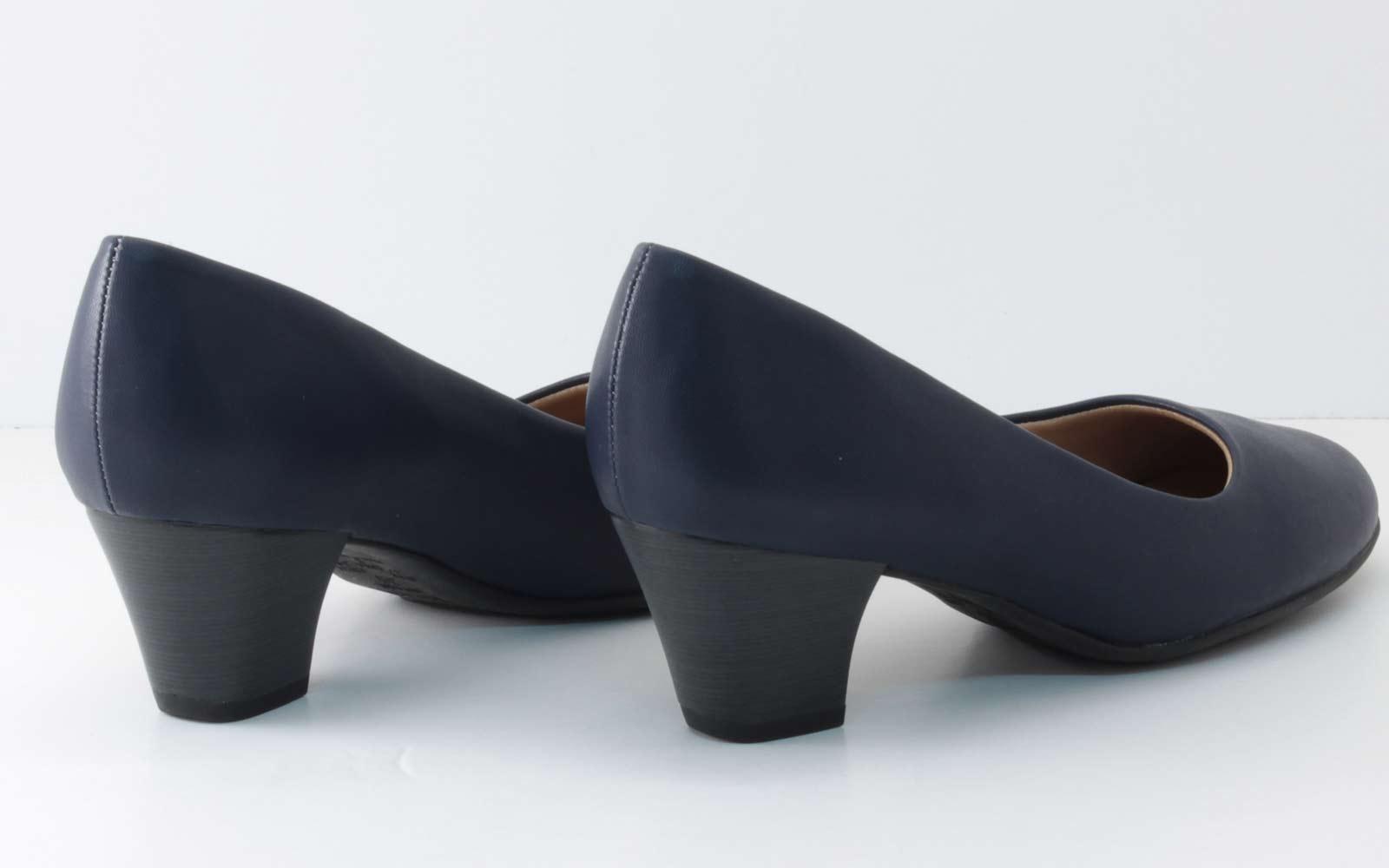 Sapato Piccadilly Scarpin Salto Baixo 110072