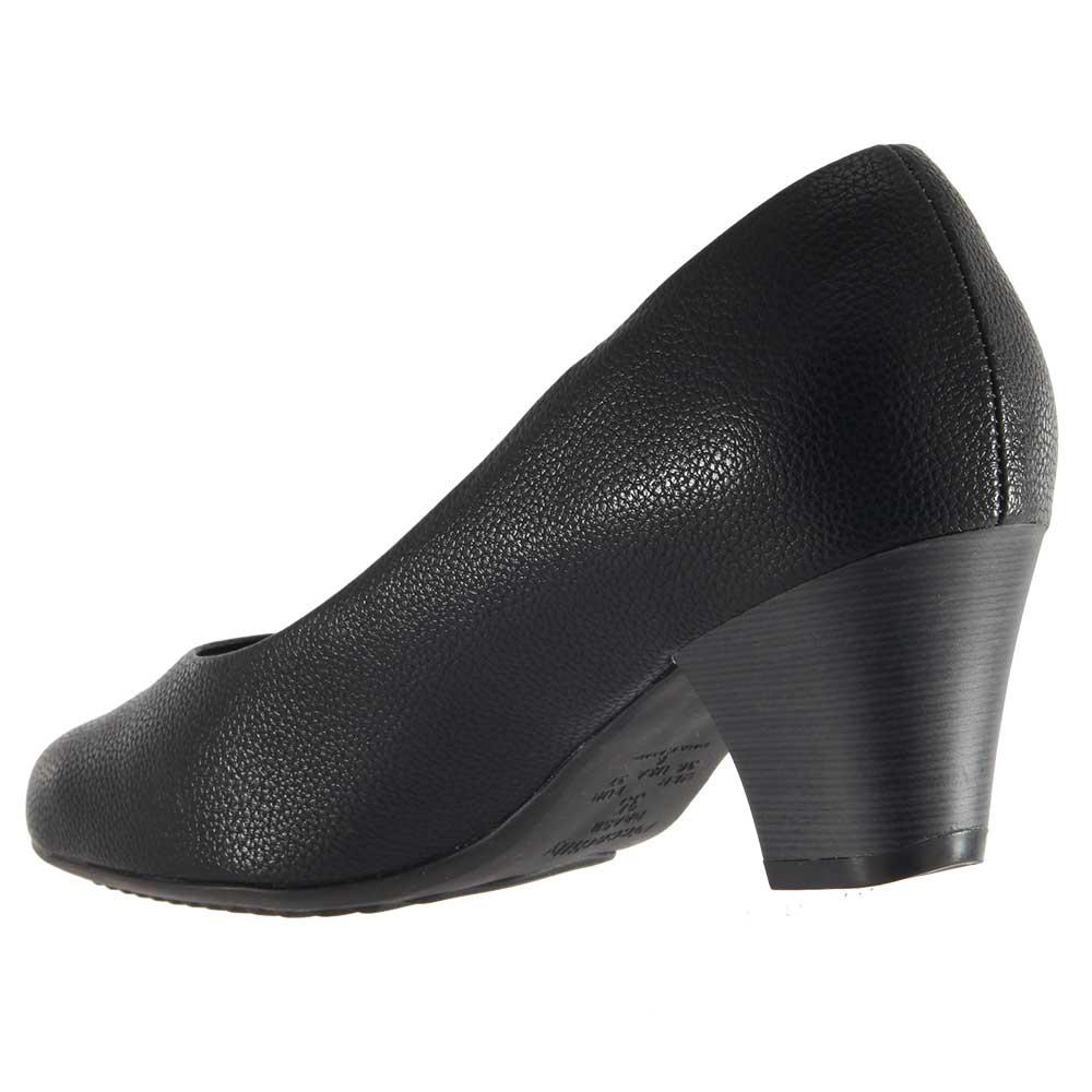 Sapato Piccadilly Scarpin Salto Baixo 110110  - Ian Calçados