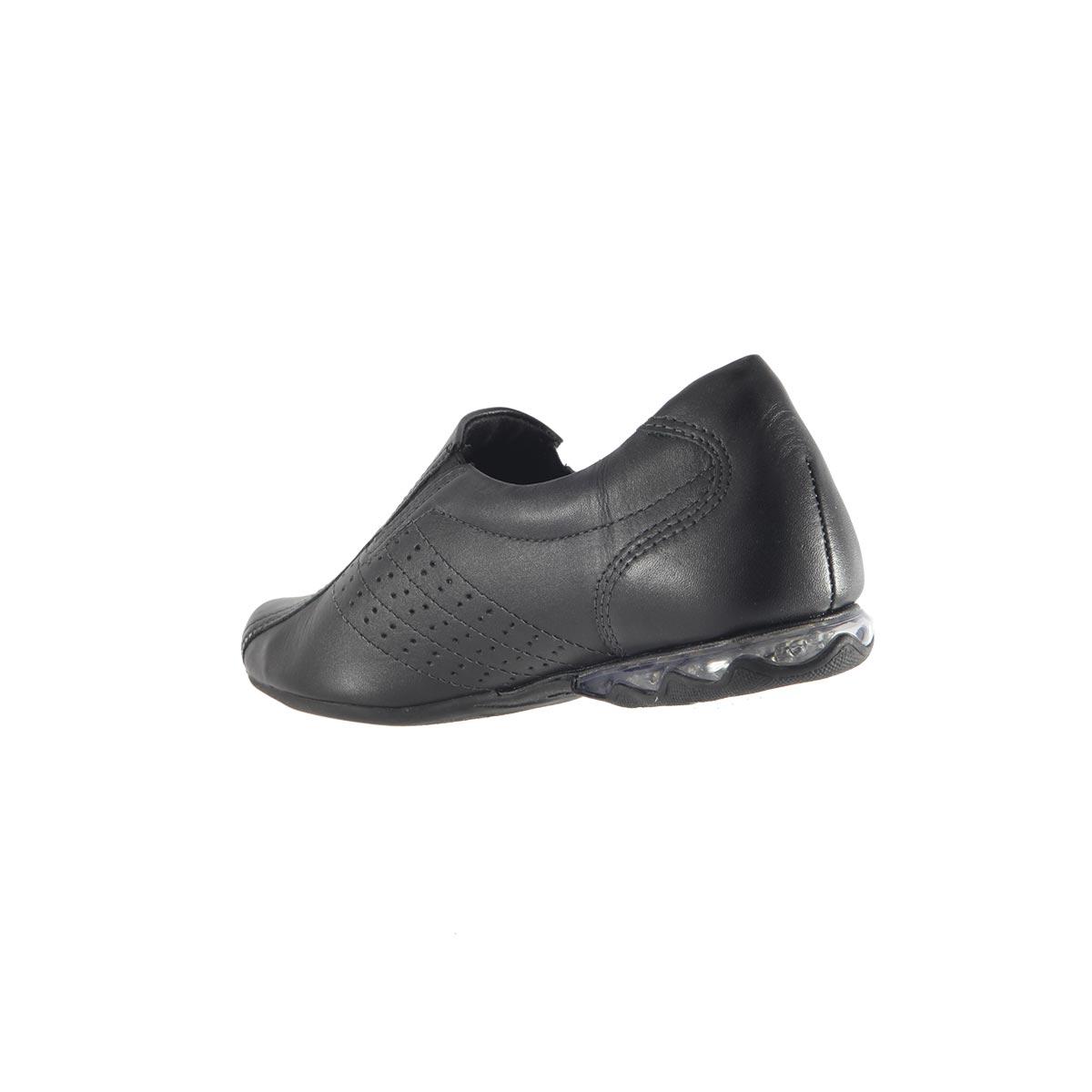 Sapato Sapatênis Campesí em Couro Legítimo L4731  - Ian Calçados