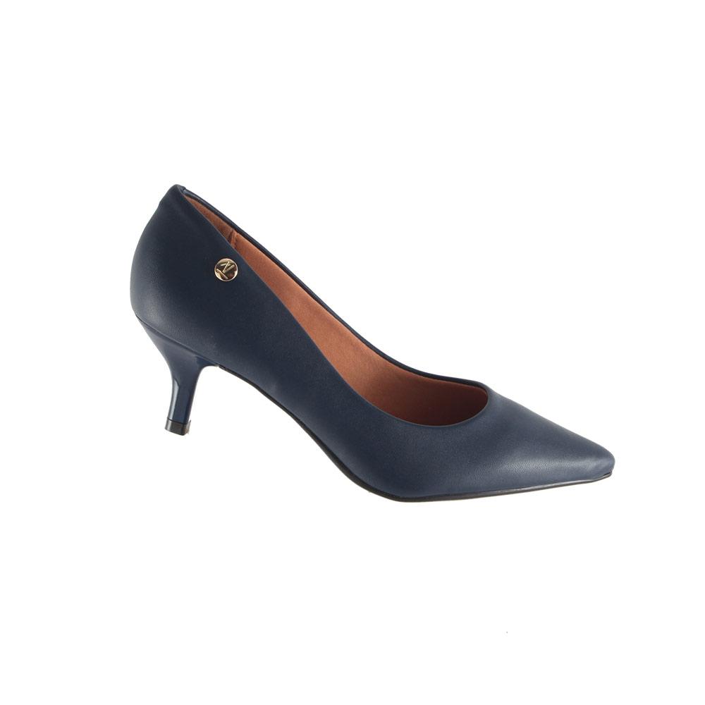 Sapato Scarpin Vizzano Flex Salto Baixo 1122628  - Ian Calçados