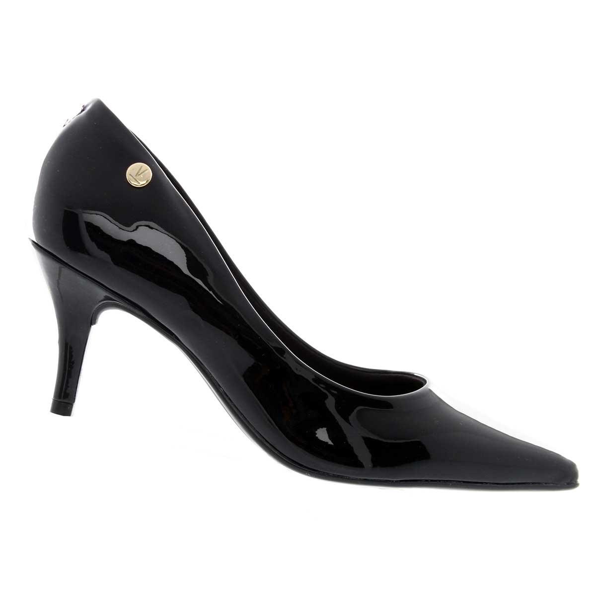 Sapato Scarpin Vizzano Verniz Fem Macio Lindo 1185102  - Ian Calçados