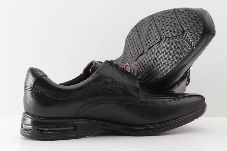 Sapato Social Democrata Air Stretch Spot 448026  - Ian Calçados