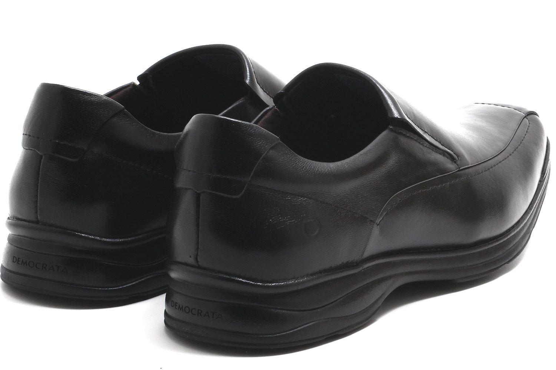 Sapato Social Democrata Chase Hi-soft Masculino 239102  - Ian Calçados
