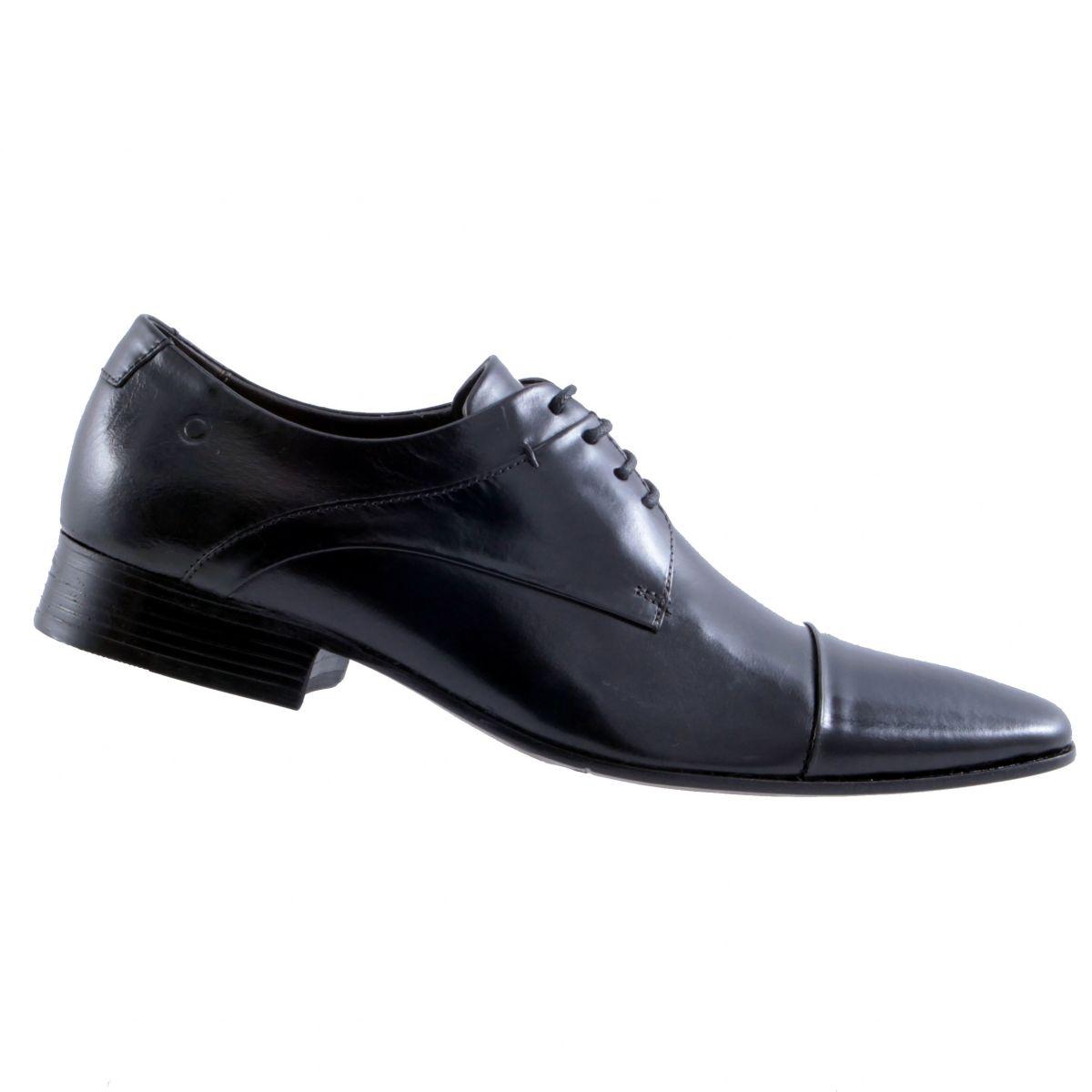 Sapato Social Democrata Citizen Couro Legítimo 451056  - Ian Calçados