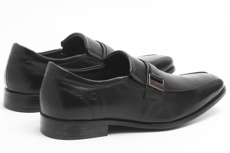 Sapato Social Democrata Cosmo Flex Stretch Masculino 013113  - Ian Calçados