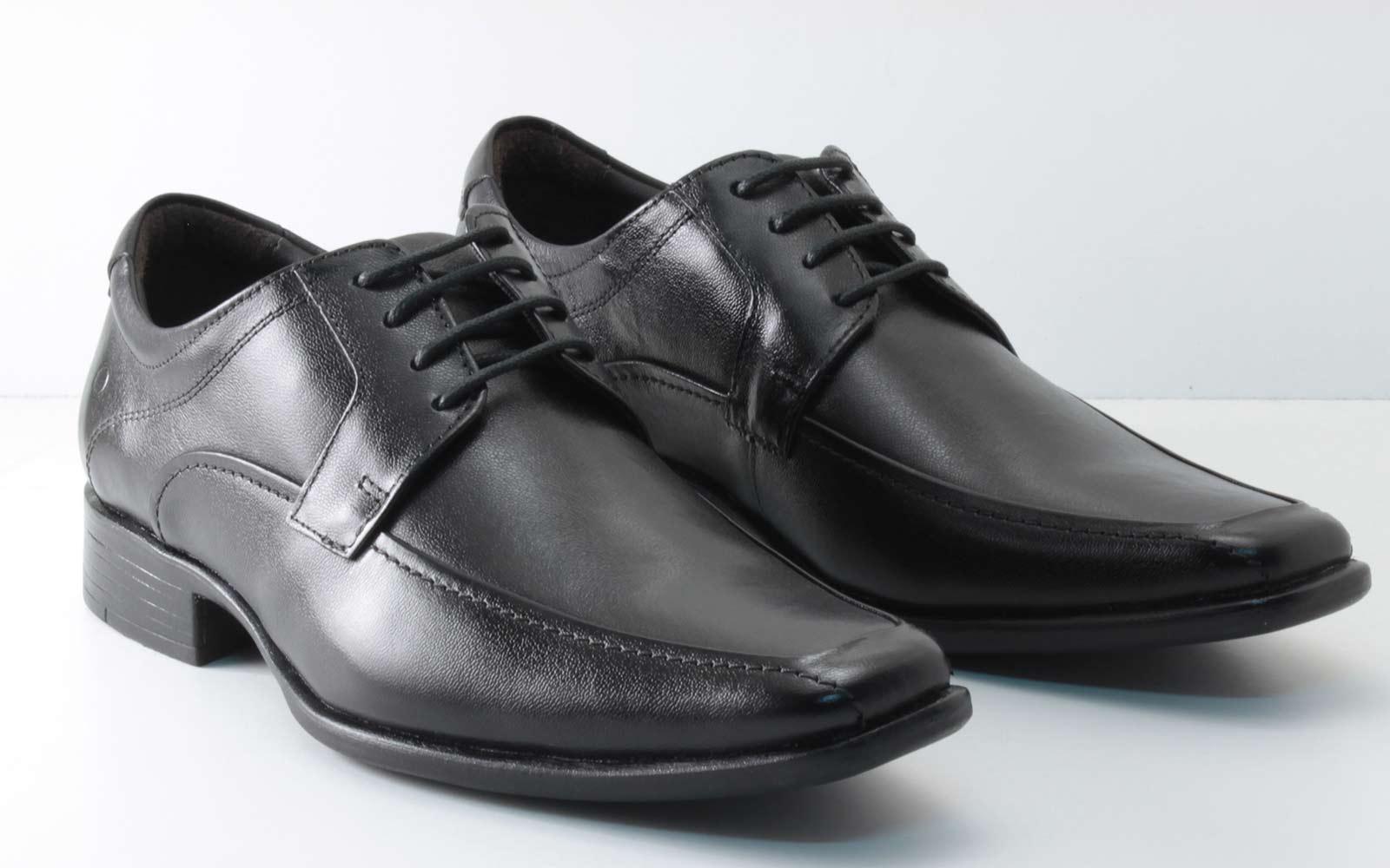 Sapato Social Democrata Hampton Cadarço Masculino 430025  - Ian Calçados