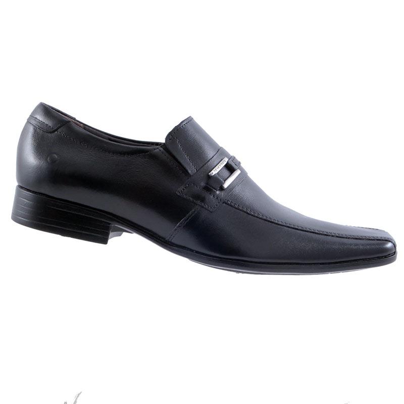 Sapato Social Democrata Premier Couro Legítimo 206284  - Ian Calçados