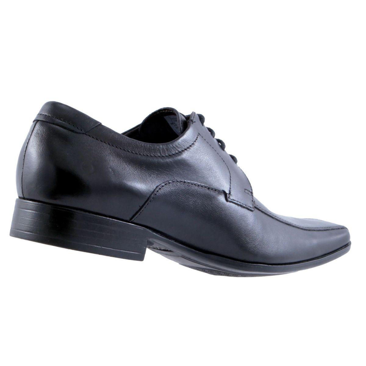Sapato Social Democrata Premier Couro Legítimo 206285  - Ian Calçados