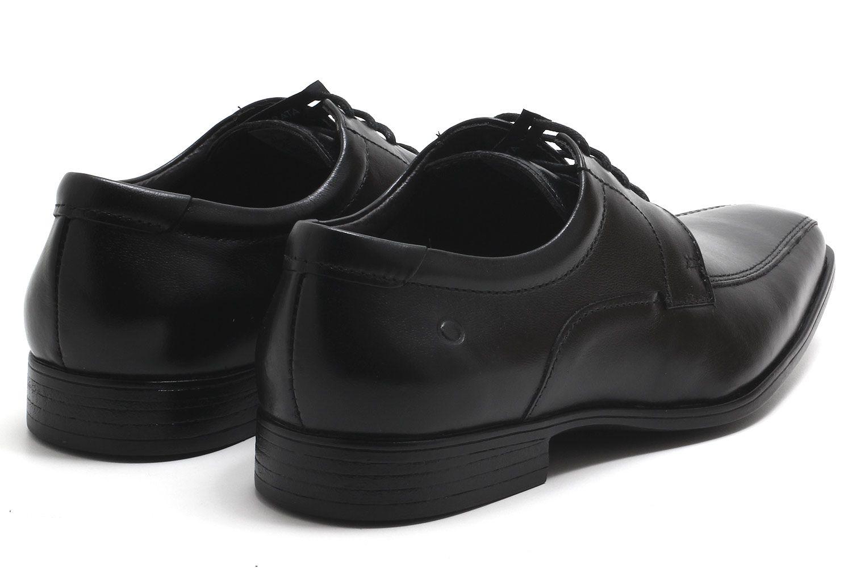 Sapato Social Democrata Prime Couro Cadarço Masculino 244101