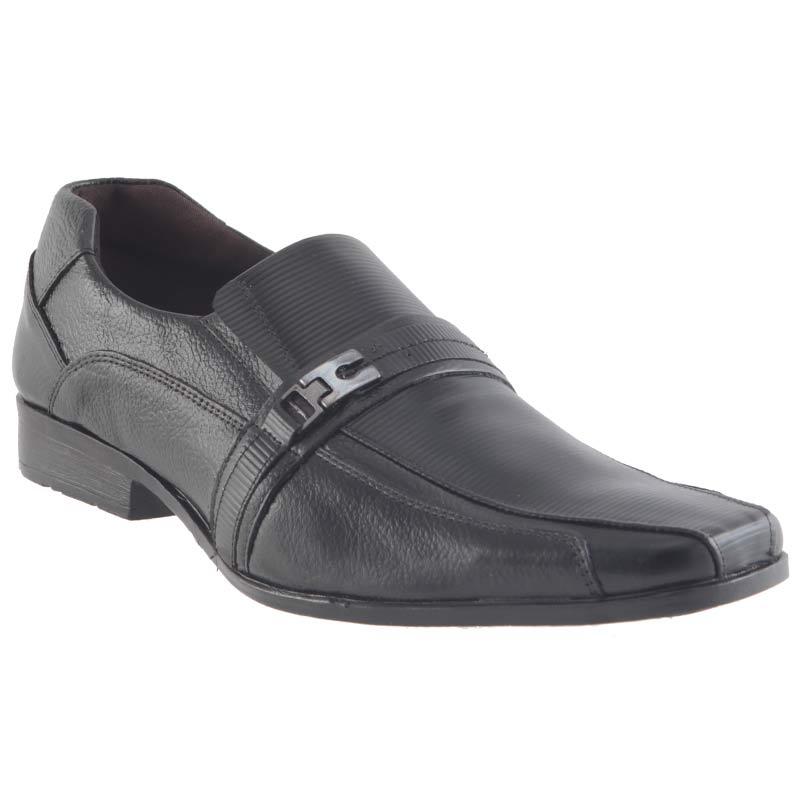 Sapato Social em Couro Legítimo Masculino D`mazons CIV12045  - Ian Calçados