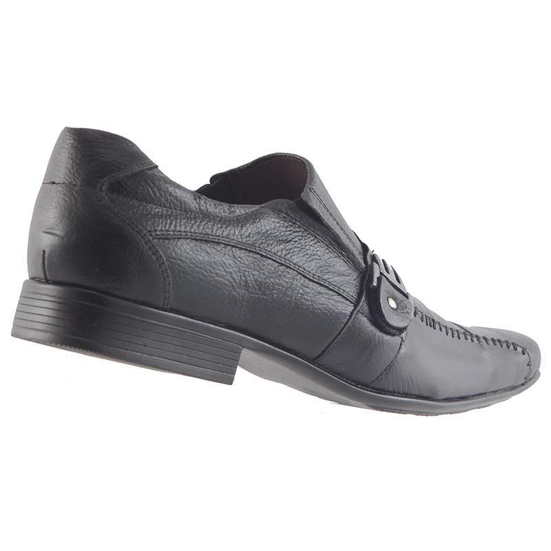 Sapato Social em Couro Legítimo Masculino D`mazons CIV1403  - Ian Calçados