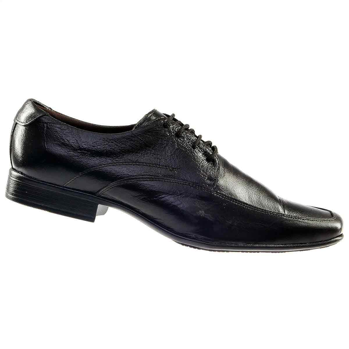 Sapato Social em Couro Legítimo Masculino D`mazons MAD8790  - Ian Calçados