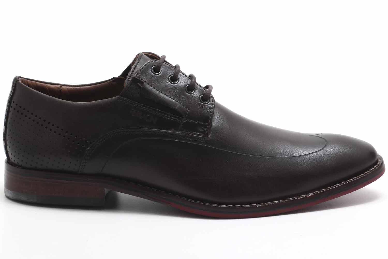 Sapato Social Ferracini Caravaggio Couro Masculino 5685-262