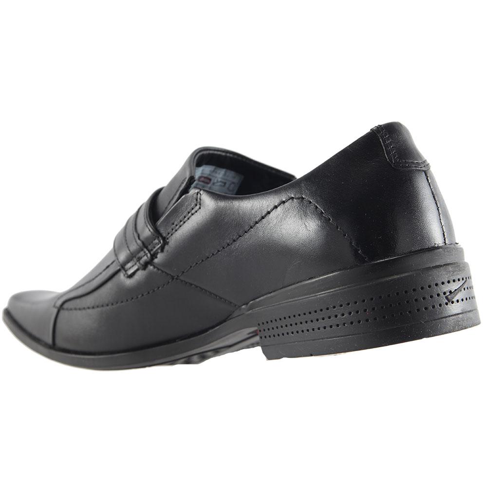 Sapato Social Ferracini Frankfurt Couro Legítimo Macio 4366-223  - Ian Calçados