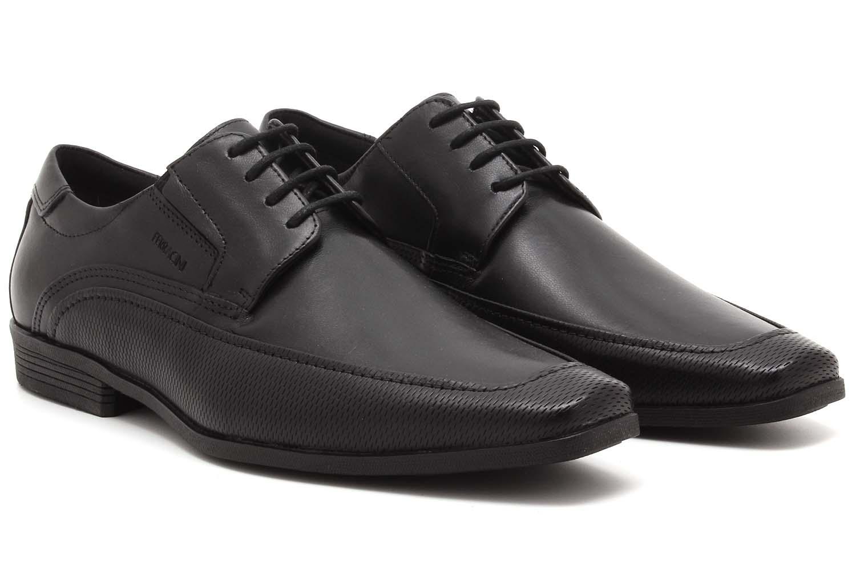 Sapato Social Ferracini Liverpool Couro Cadarço Masculino 4058-281