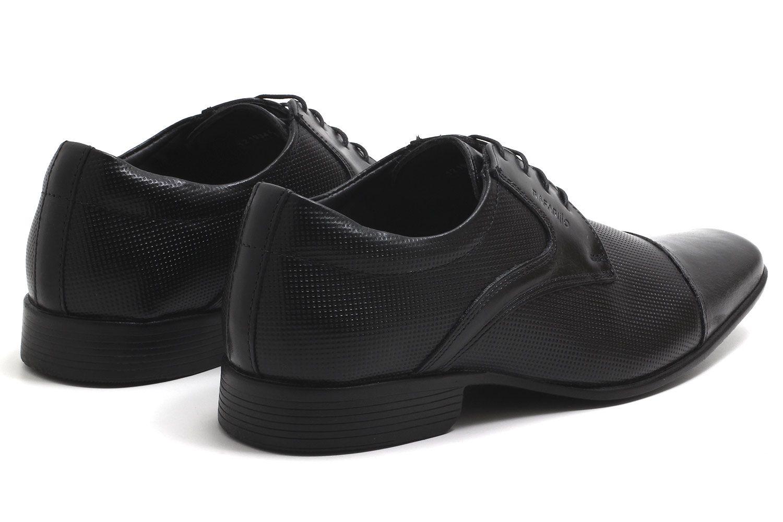 Sapato Social Rafarillo Cadarço Couro Masculino 34001  - Ian Calçados