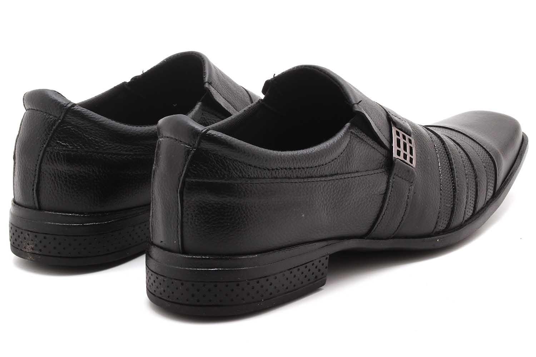 Sapato Social Stick Way Fivela Masculino 530  - Ian Calçados