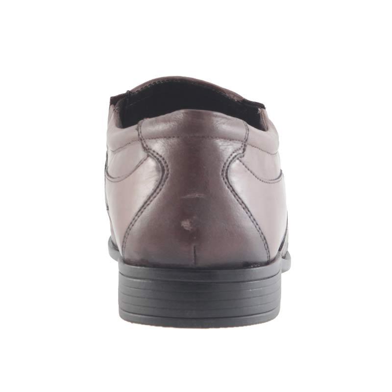 Sapato Social Zanuetto Em Couro Legítimo Masculino 2030  - Ian Calçados