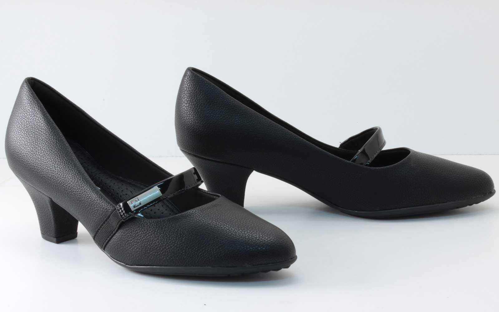 Scarpin Piccadilly Sapato Feminino Boneca 703011  - Ian Calçados
