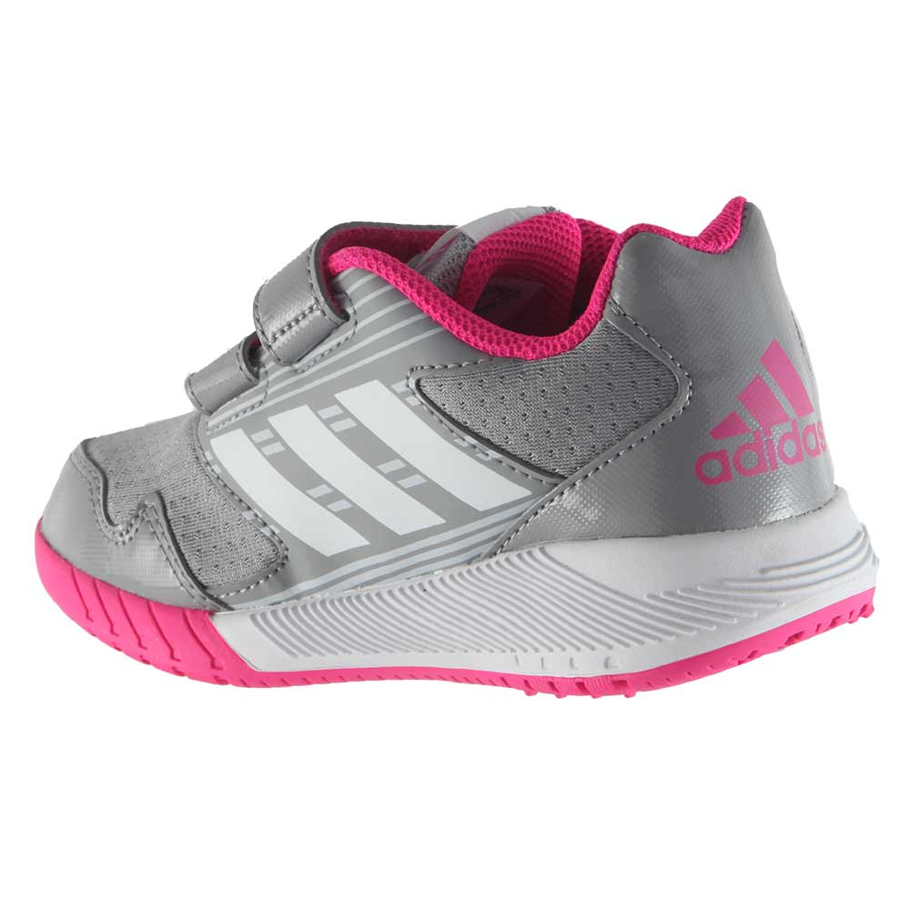Tênis Adidas Altarun CF K Infantil Velcro BA7917  - Ian Calçados