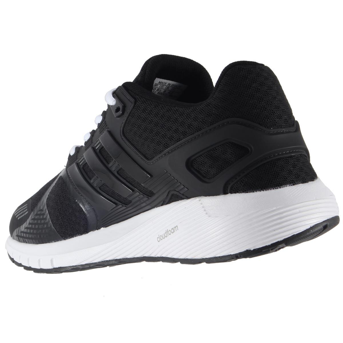 Tênis Adidas Duramo 8 Masculino Caminhada Corrida BA8078  - Ian Calçados