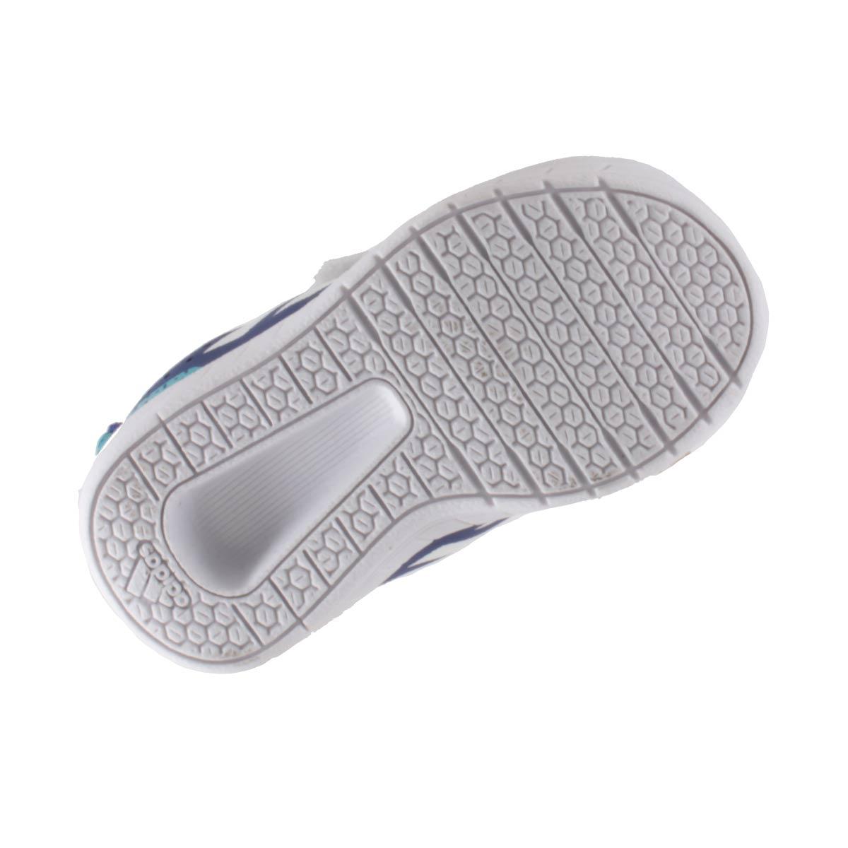 Tênis Adidas Quicksport CF Velcrom Infantil Menino  - Ian Calçados