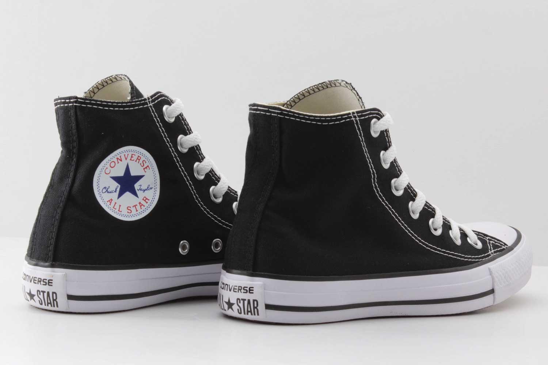 Tênis All Star Converse Chuck Taylor HI Cano Alto Lona CT0004