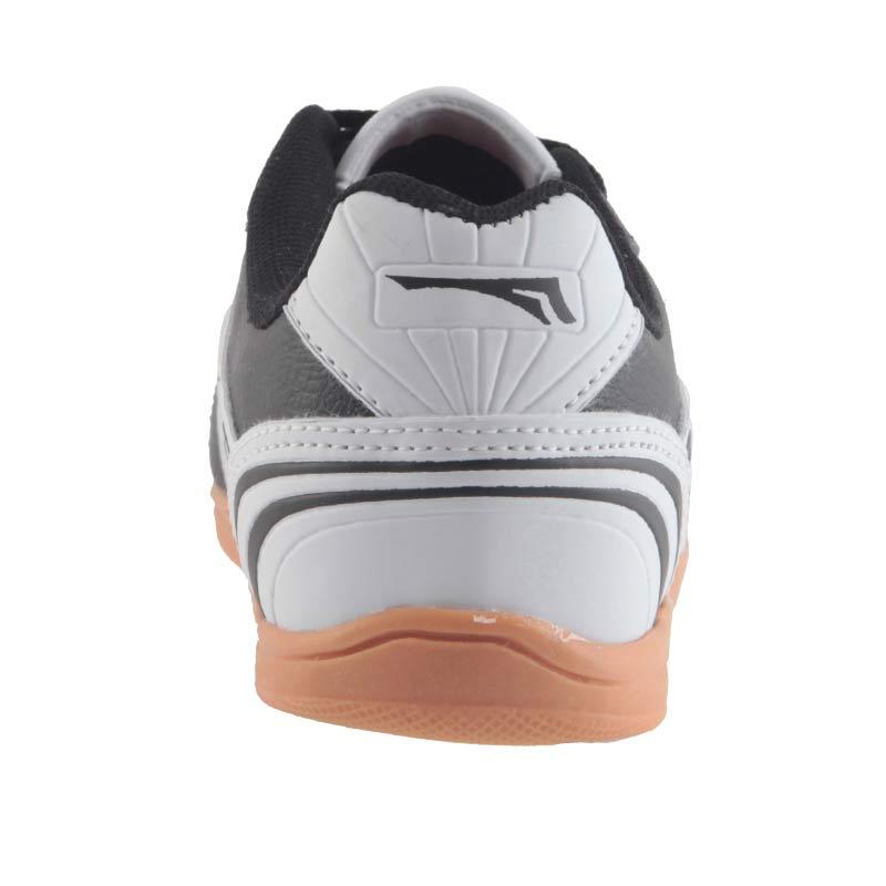 Tênis Chuteira De Futebol Salão Futsal Rhumell 100% Couro R280-1