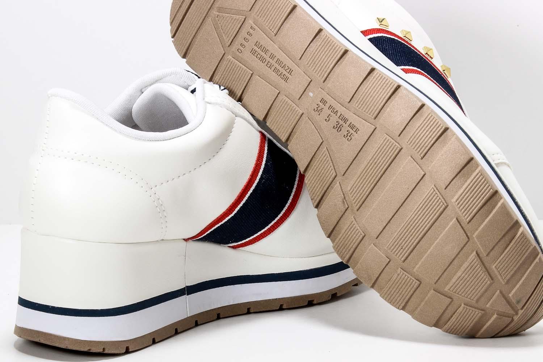 Tênis Dakota Feminino Sneaker Casual Anabela G0532
