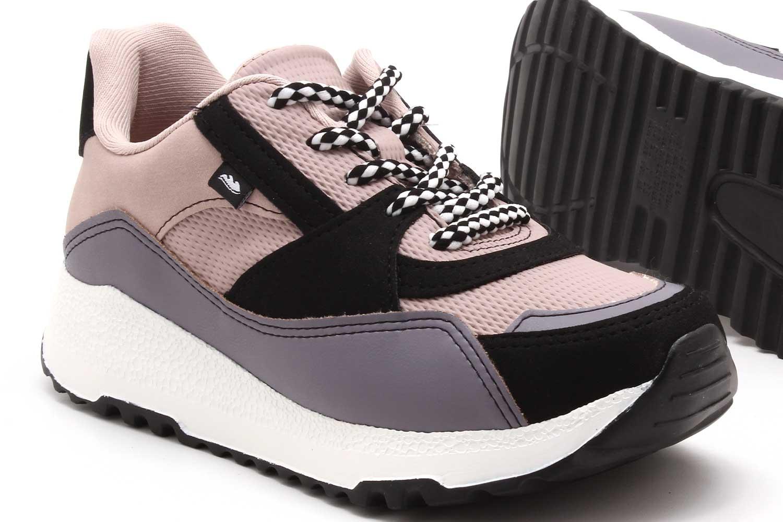 Tênis Dakota Sneaker Cadarço Feminino G3491  - Ian Calçados