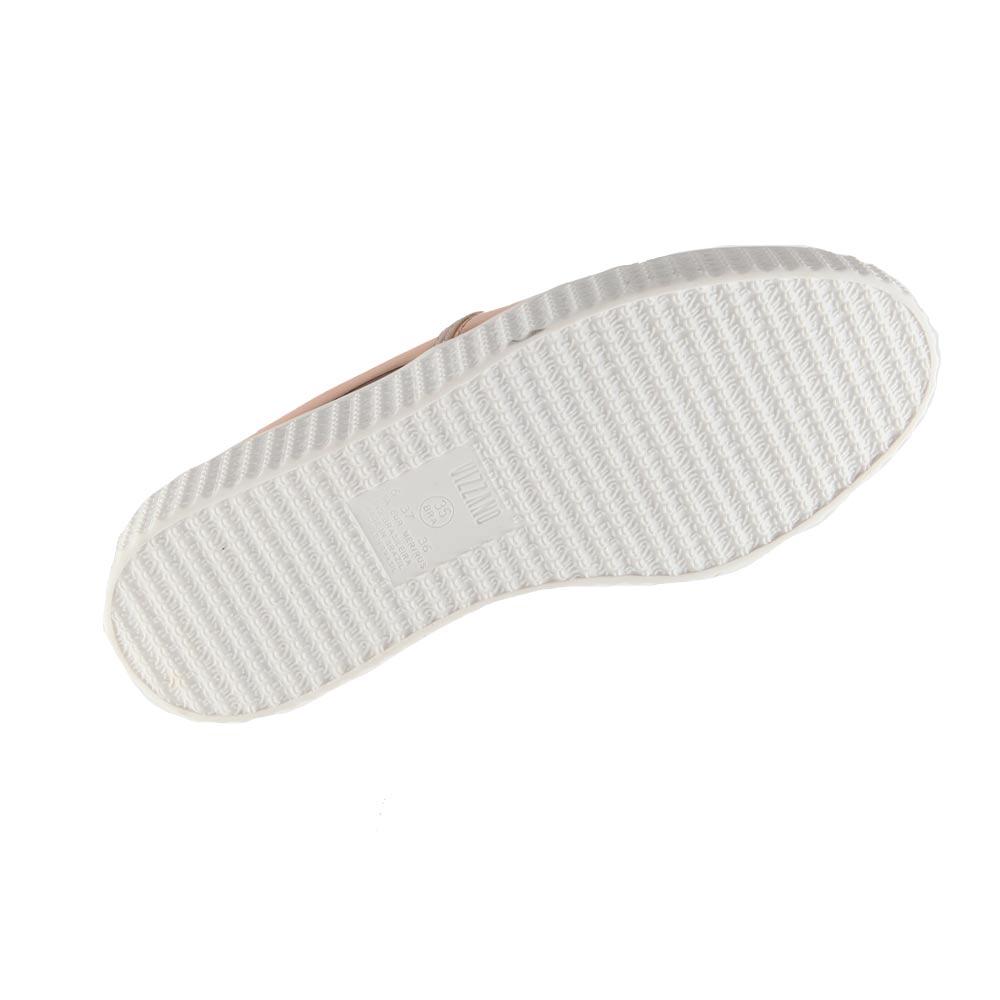 Tênis Feminino Slip On Vizzano Sapatênis Metalizado ou Liso 1239102  - Ian Calçados