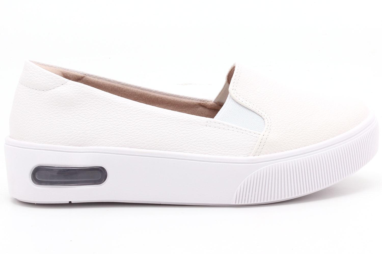 Tênis Modare Slip On Flatform Bolha Feminino 7350101  - Ian Calçados