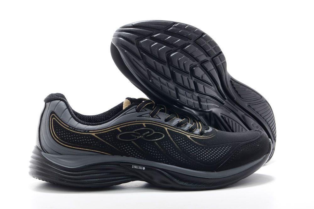 Tênis Olympikus Attract Masculino Caminhada 451  - Ian Calçados