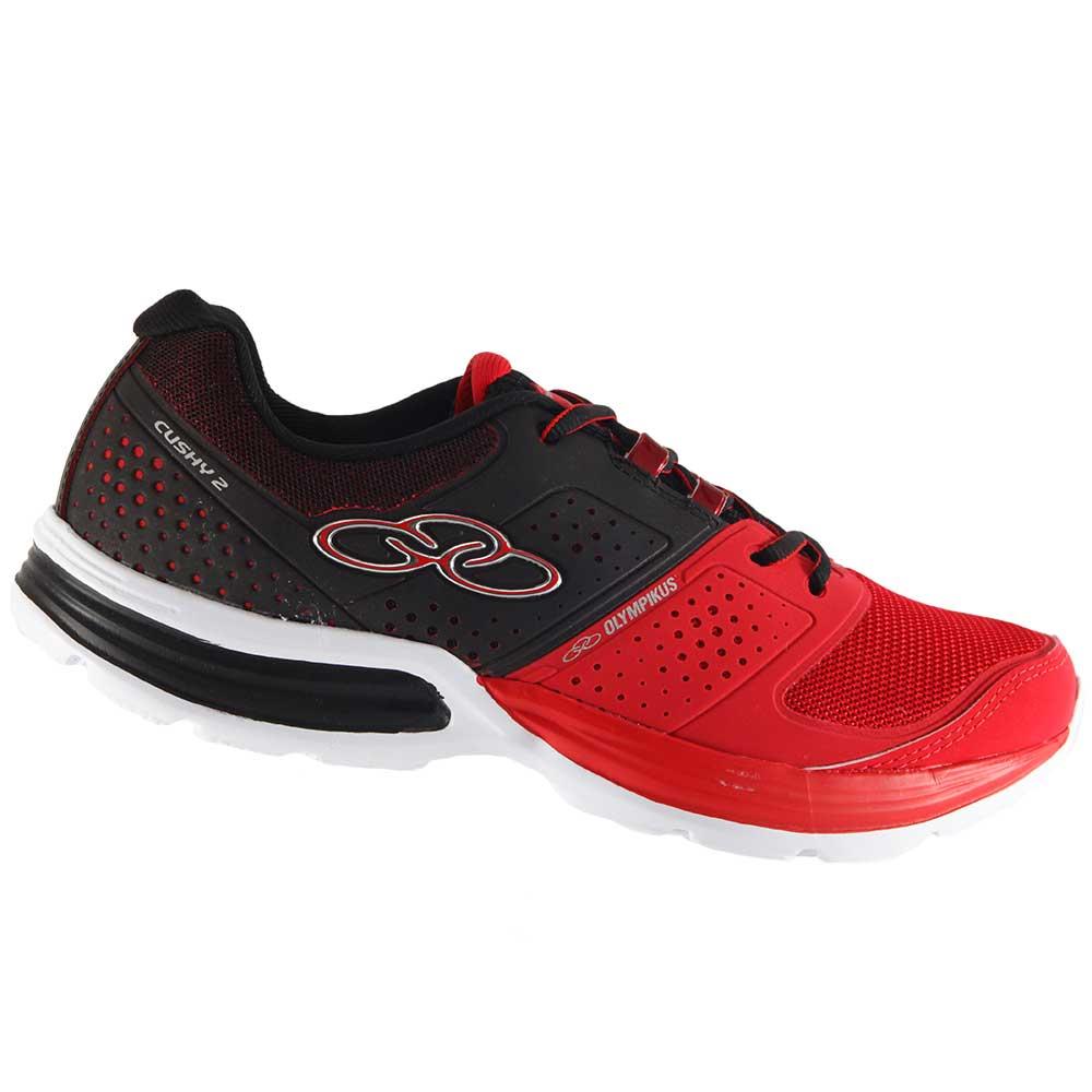 Tênis Olympikus Cushy 2 Caminhada Corrida Leve 227  - Ian Calçados