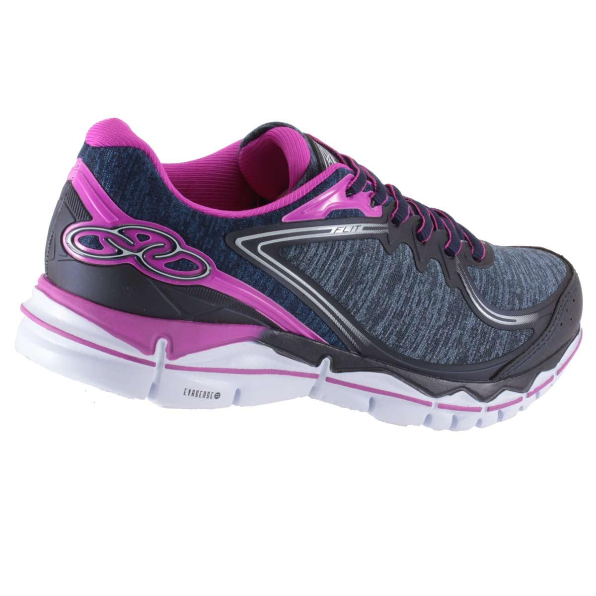 Tênis Olympikus Flit Feminino Caminhada Corrida Running 259