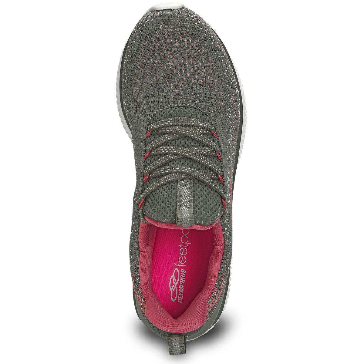 Tênis Olympikus Make Feminino Caminhada 436  - Ian Calçados