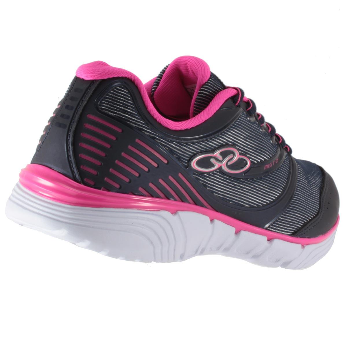 Tênis Olympikus Mist 2 Feminino Caminhada Corrida Running 344