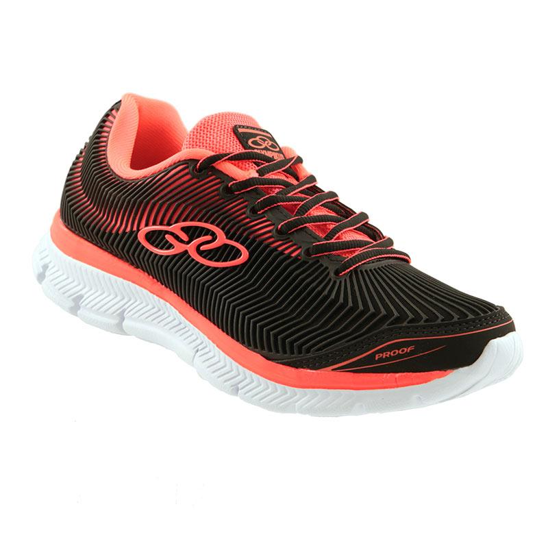 Tênis Olympikus Proof Feminino Caminhada Corrida Running 233  - Ian Calçados
