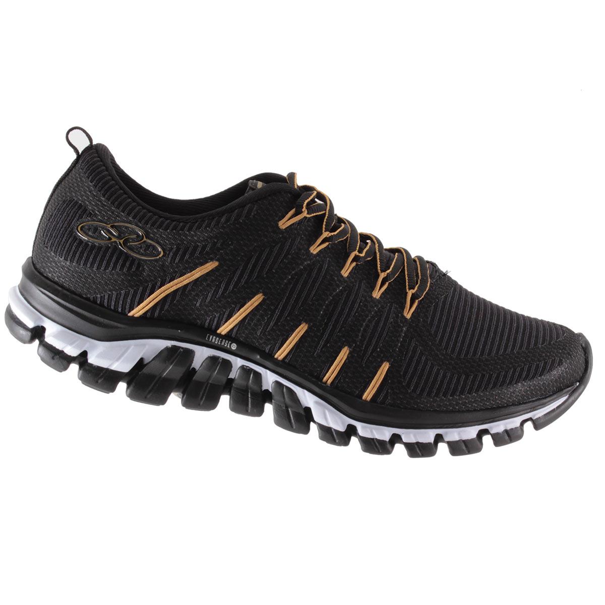 Tênis Olympikus Style Masculino Caminhada Corrida Lindo 298  - Ian Calçados