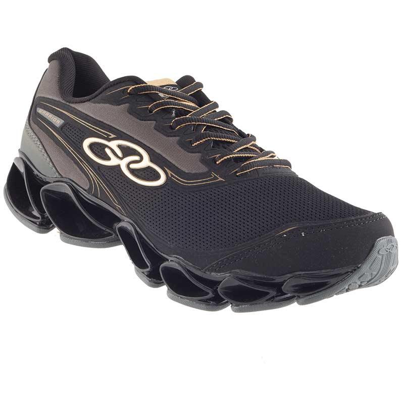 Tênis Olympikus Warrior Caminhada Corrida 203  - Ian Calçados