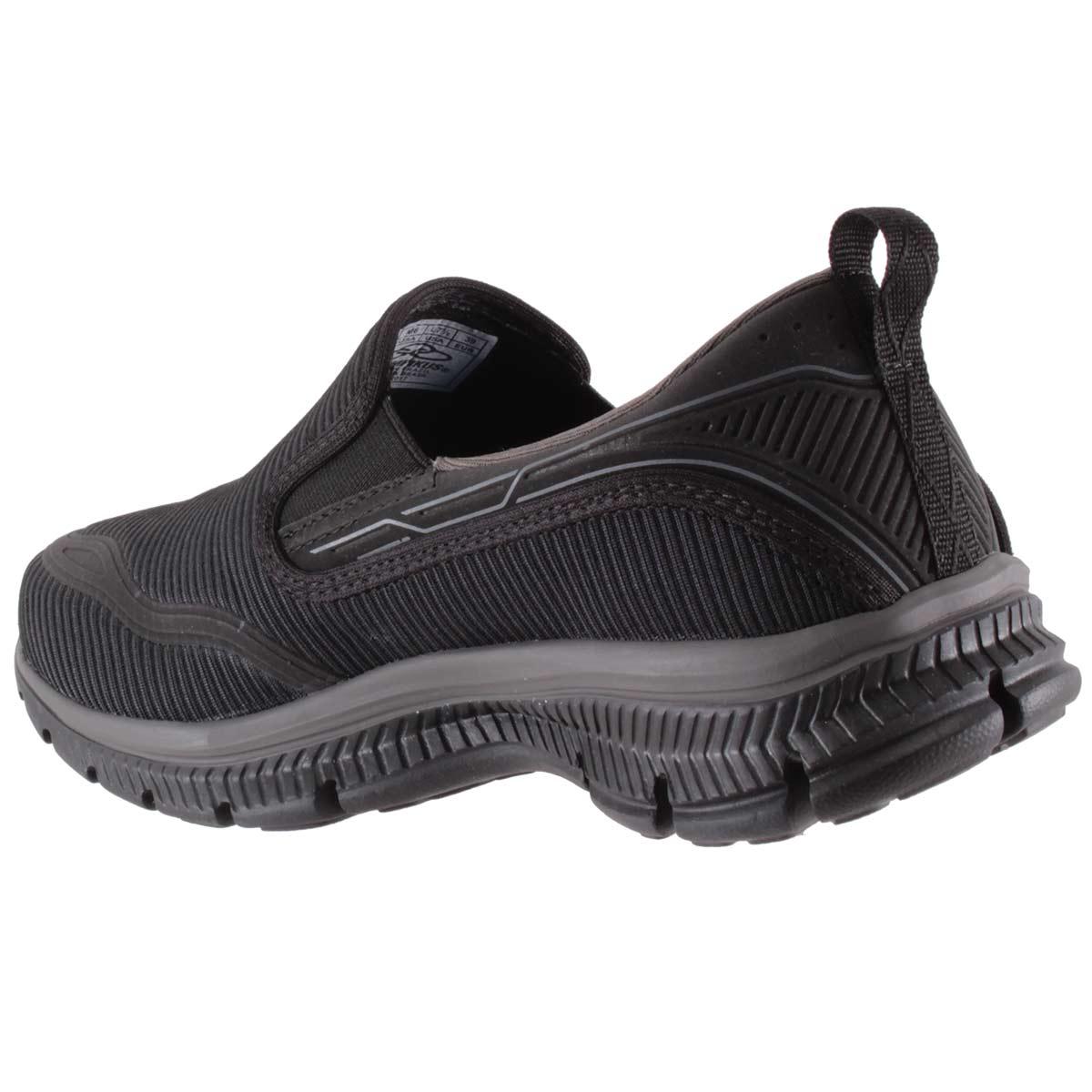 Tênis Olympikus Wellness Masculino Iate Slip On Caminhada Leve 322  - Ian Calçados
