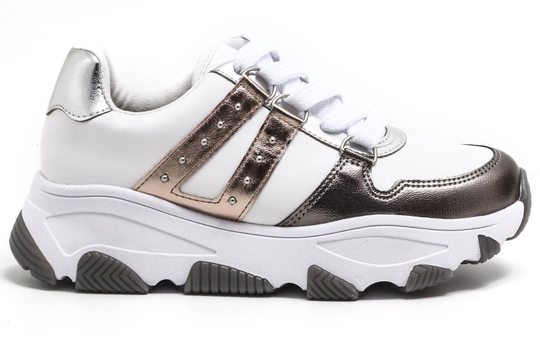 Tênis Vizzano Chunky Dad Sneaker Feminino 1343101  - Ian Calçados