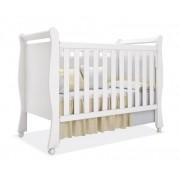 Berço Baby Branco Brilho - Imaza Móveis
