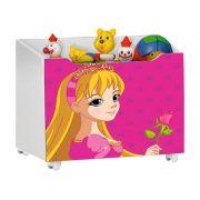Caixa para Brinquedo Lara Jade - J&A Móveis