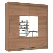 Guarda-Roupa Ipanema com Espelho Castanho - Mirarack